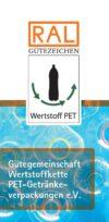 Gütegemeinschaft Wertstoffkette PET-Getränkeverpackungen e.V. Vorschau