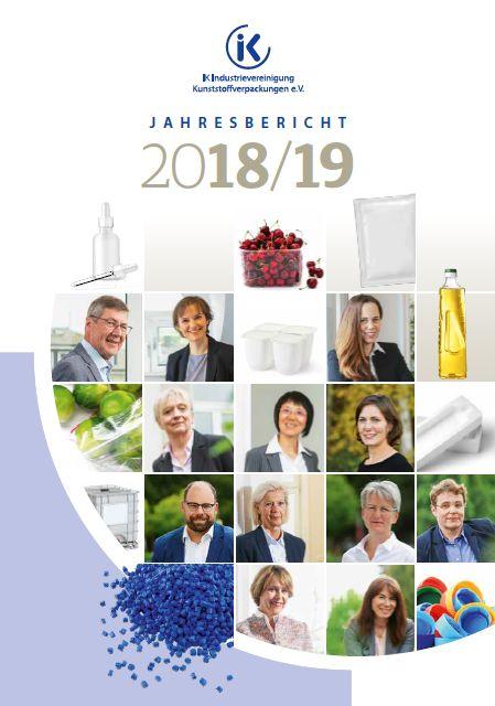 IK-Jahresbericht 2018/19 Vorschau