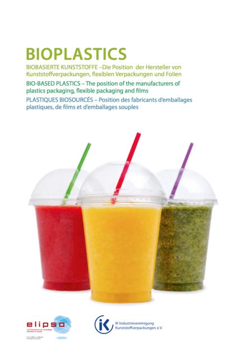 Bioplastics - bio-based plastics Vorschau