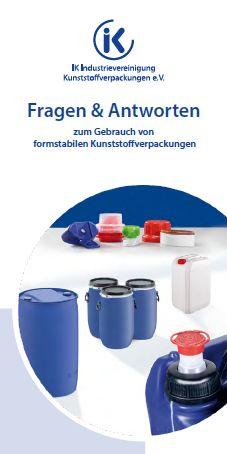 Fragen & Antworten zum Gebrauch von formstabilen Kunststoffverpackungen Vorschau