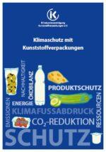 Deckblatt Fact Sheet Klimaschutz 2020