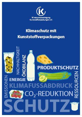 Factsheet Klimaschutz mit Kunststoffverpackungen Vorschau