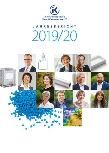 IK-Jahresbericht 2019/20 Vorschau