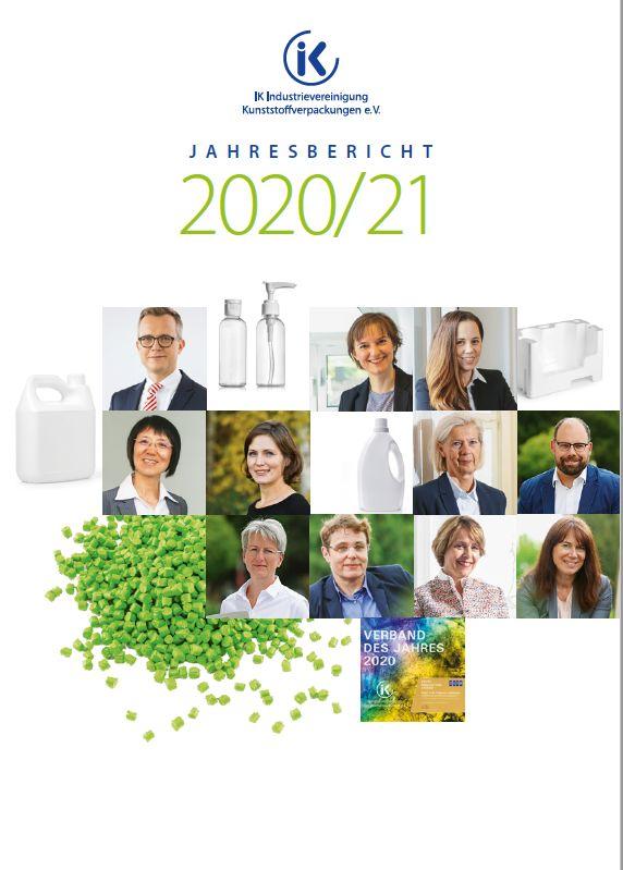 IK-Jahresbericht 2020/21 Vorschau